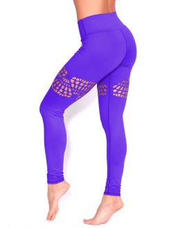 Mid Waist Yogga Leggings