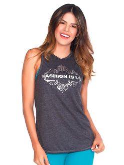 Grey Gym T-shirt
