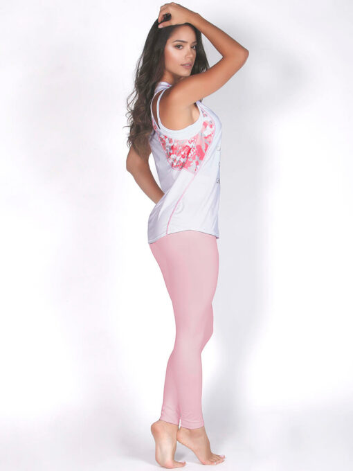 Baby Pink Pilates T-shirt