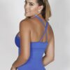 Blue Fitness Tank Top
