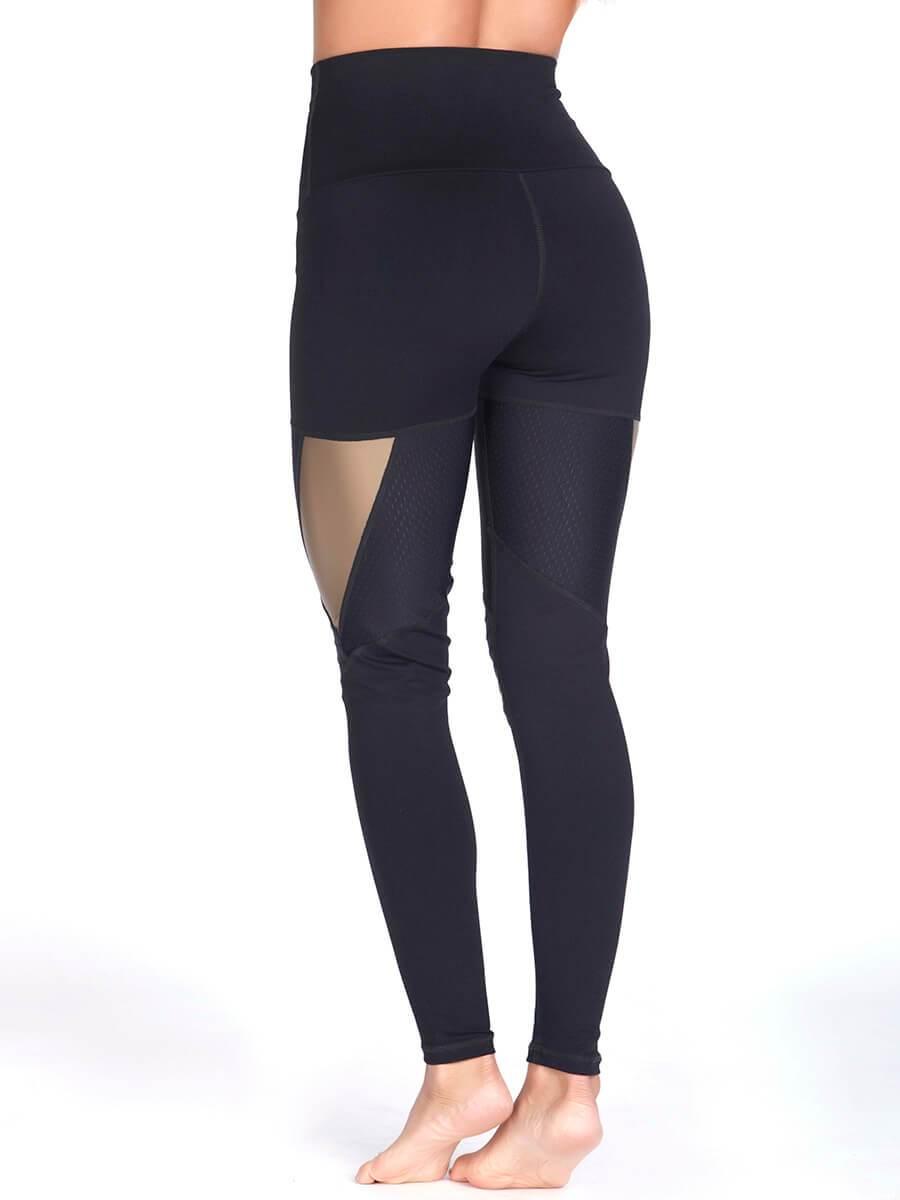 high waisted workout leggings leggings online shop uae gulfissimo. Black Bedroom Furniture Sets. Home Design Ideas