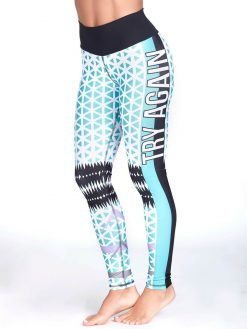 Printed Running Leggings