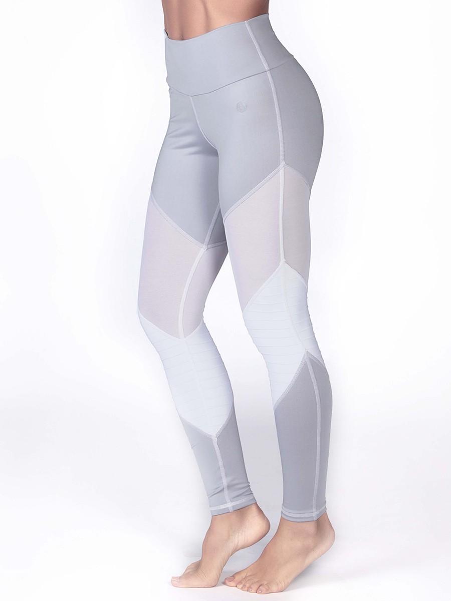 e8eab7d183 Grey High Waisted Yoga Leggings