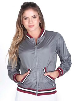 Metallic Grey Sport Jacket