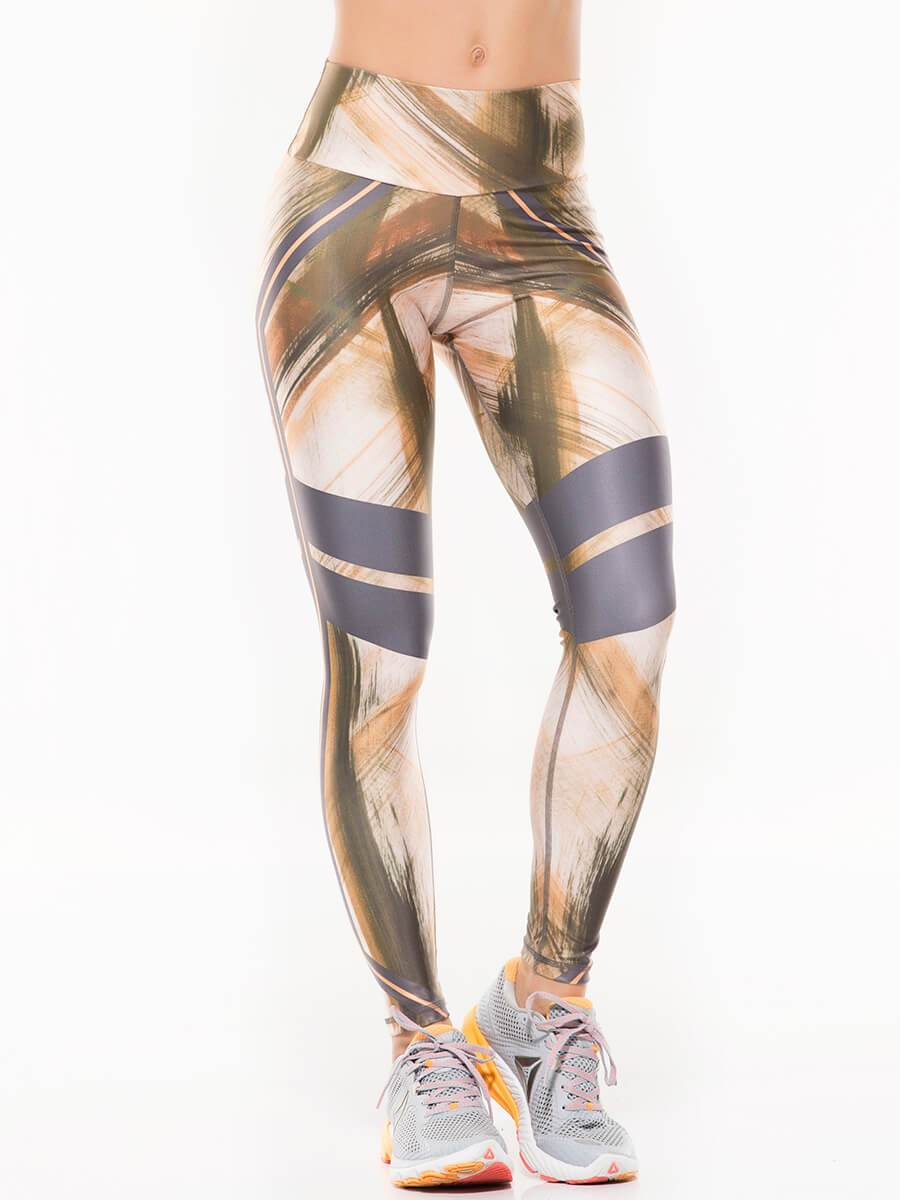 600a84bb7161c Sunset Mid Rise Workout Leggings | Leggings Online Shop UAE | Gulfissimo